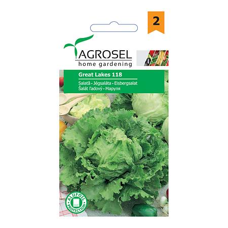 Seminte de salata, Agrosel Great Lakes 118