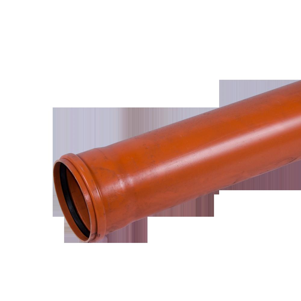 Conducta PVC SN4 DN 110mmx6m mathaus 2021