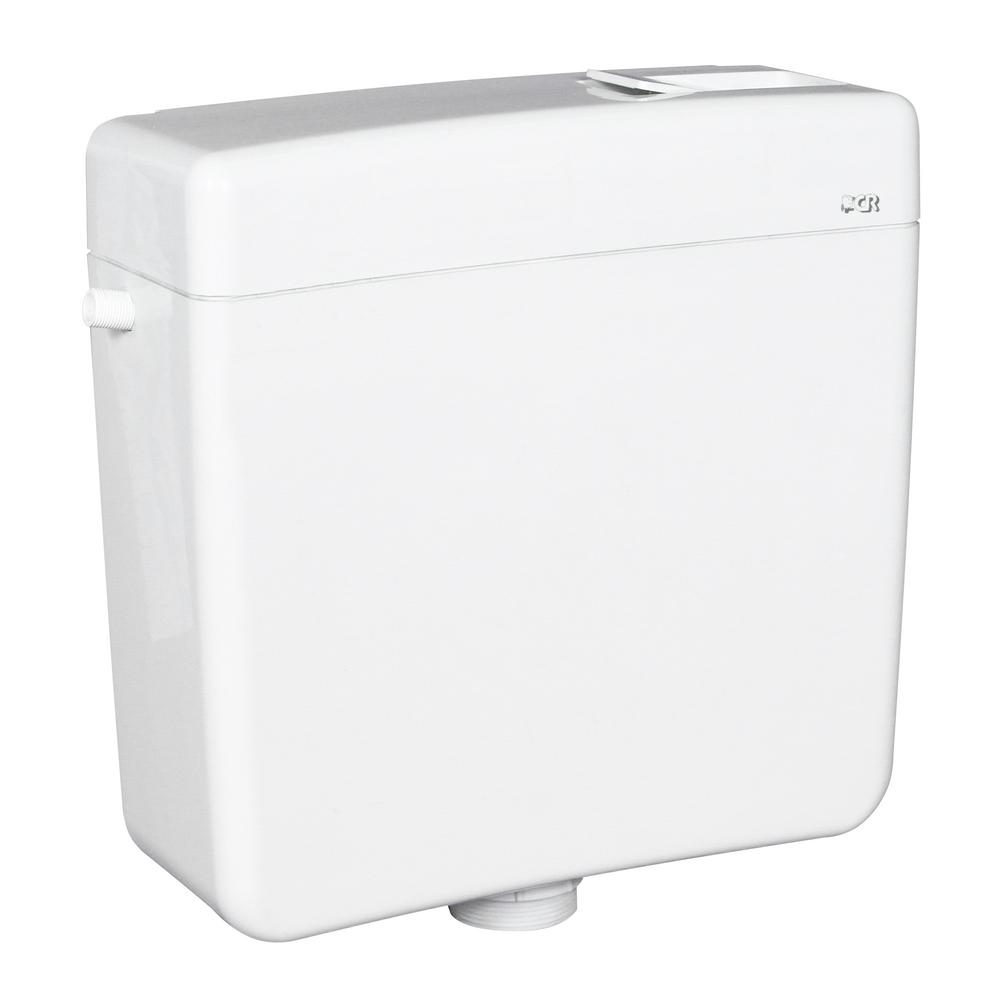 Rezervor WC Polo, Eurociere, ABS, max. 9 l imagine MatHaus.ro