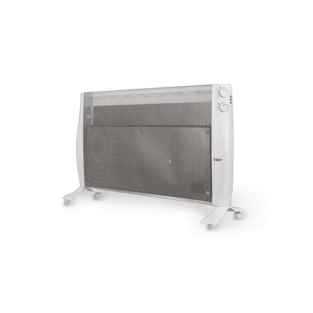 Panou radiant de pardoseala Tesy MC 20111, 2000 W, 87 x 26 x 54 cm, 2 trepte de putere, Display LCD, telecomanda imagine MatHaus.ro