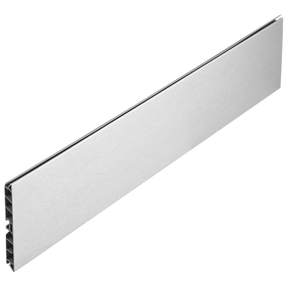 Plinta PVC cu folie de aluminiu
