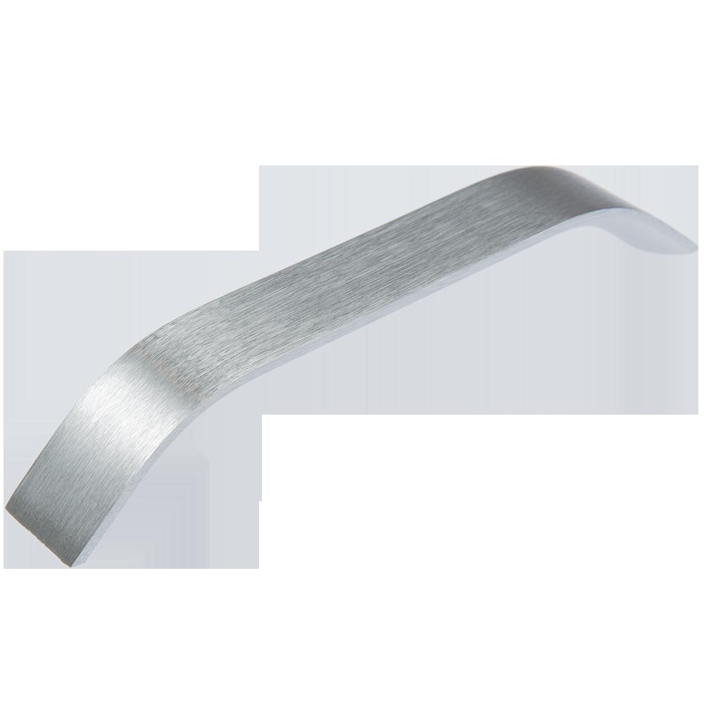 Maner din aluminiu AA337 160 mm, anodizat periat
