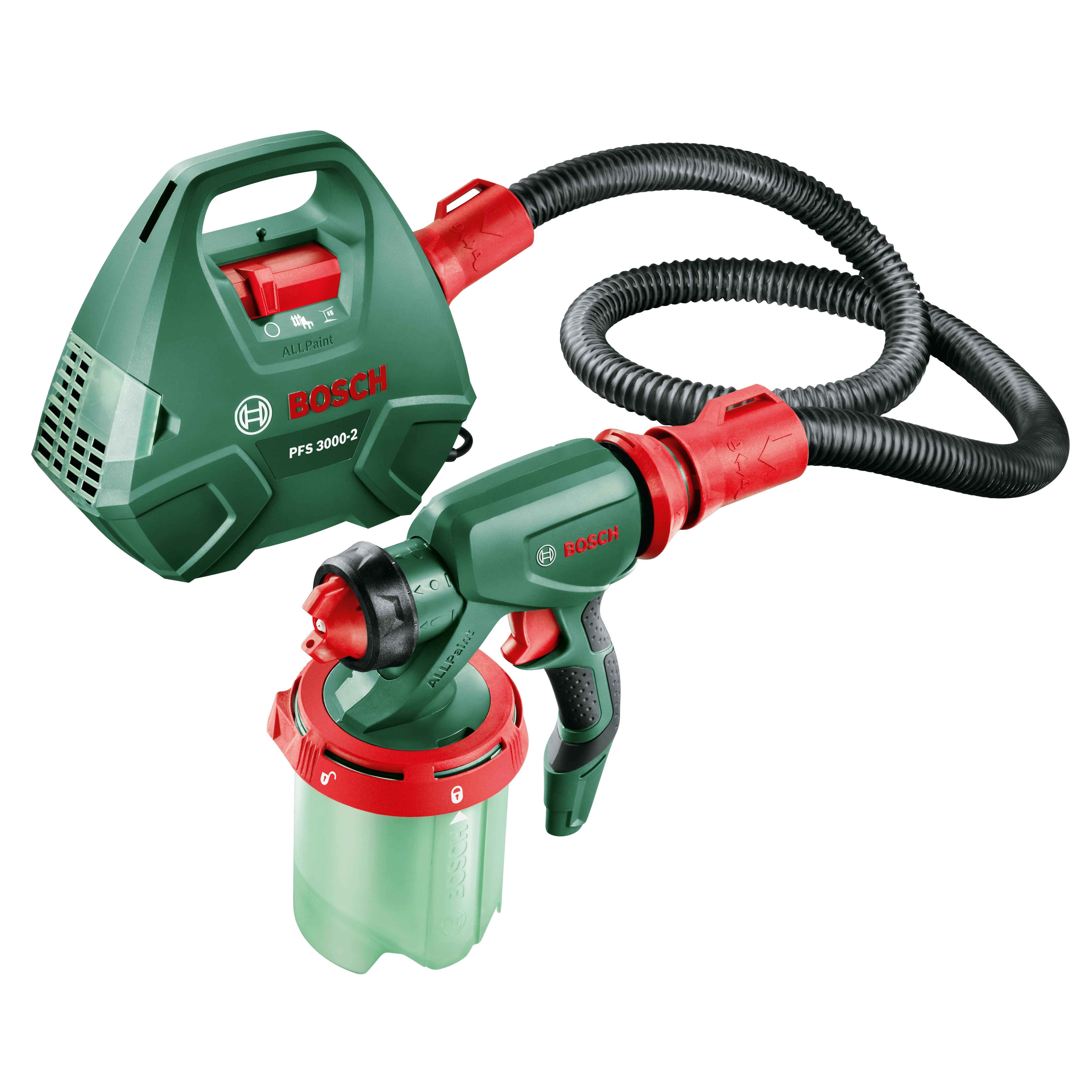 Pistol pentru vopsit Bosch PFS 3000-2, 650W, 1000 ml, 300 ml/min mathaus 2021
