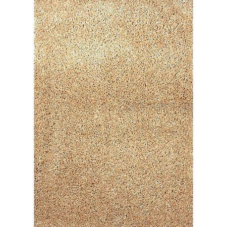 Covor modern Fantasy 12500/11, polipropilena-friese, bej, 100 x 200 cm
