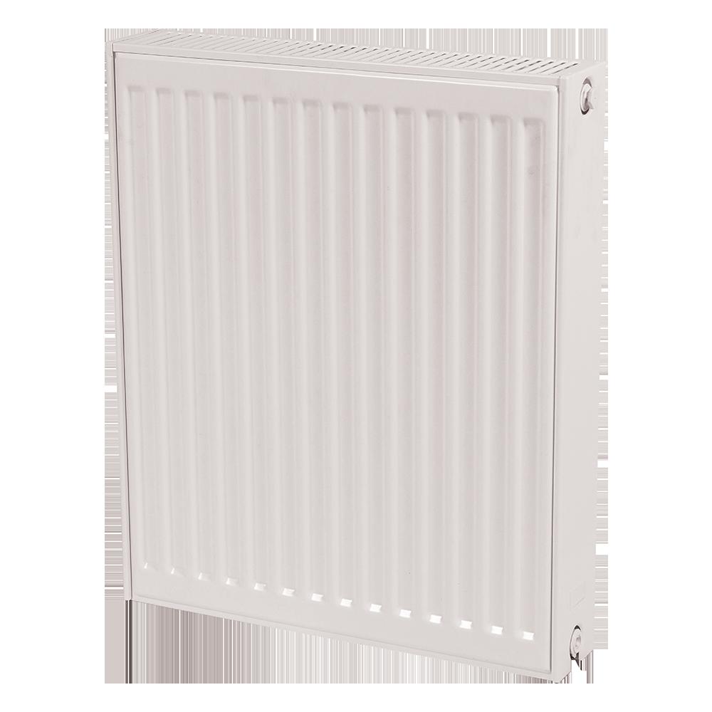 Calorifer otel Purmo C22, 600 x 500 mm, alb, accesorii incluse imagine MatHaus.ro