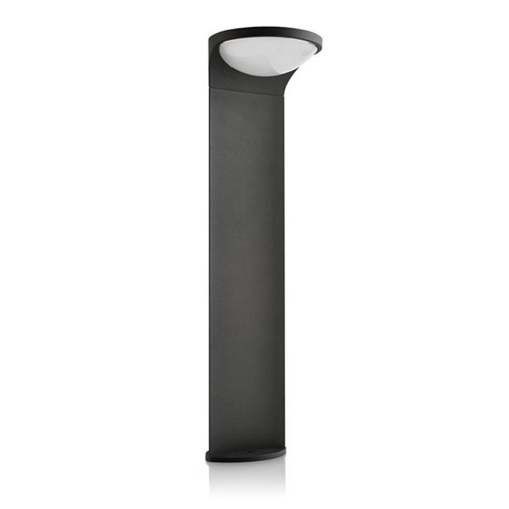 Stalp de iluminat exterior Philips, myGarden Dusk, solar, 1 x LED, IP44, 1W