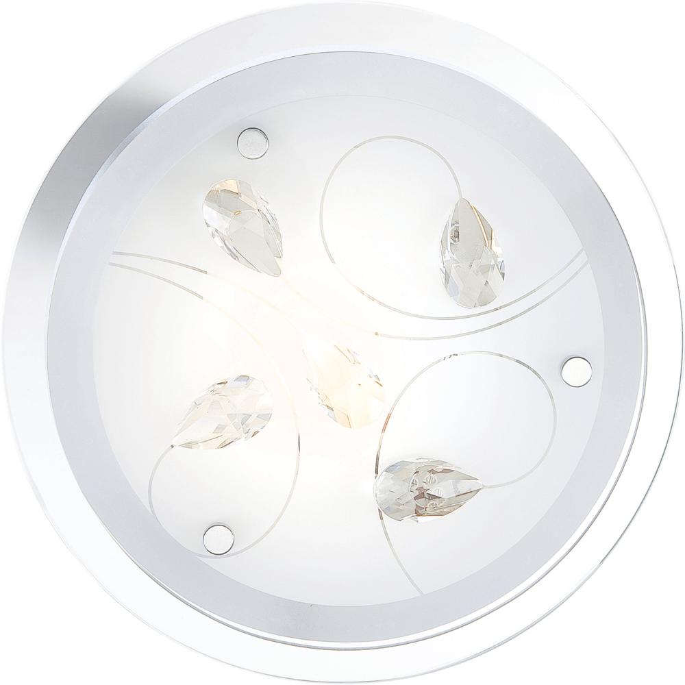 Plafoniera Brenda, 1 x E27, 40W, D240 mm