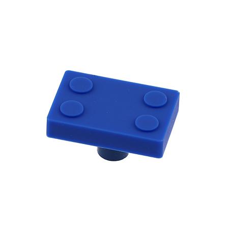 Maner Block, zamac si cauciuc, albastru