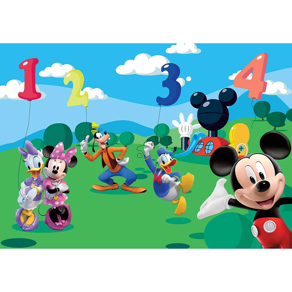 Fototapet vlies Disney Mikey, 208 x 146 cm
