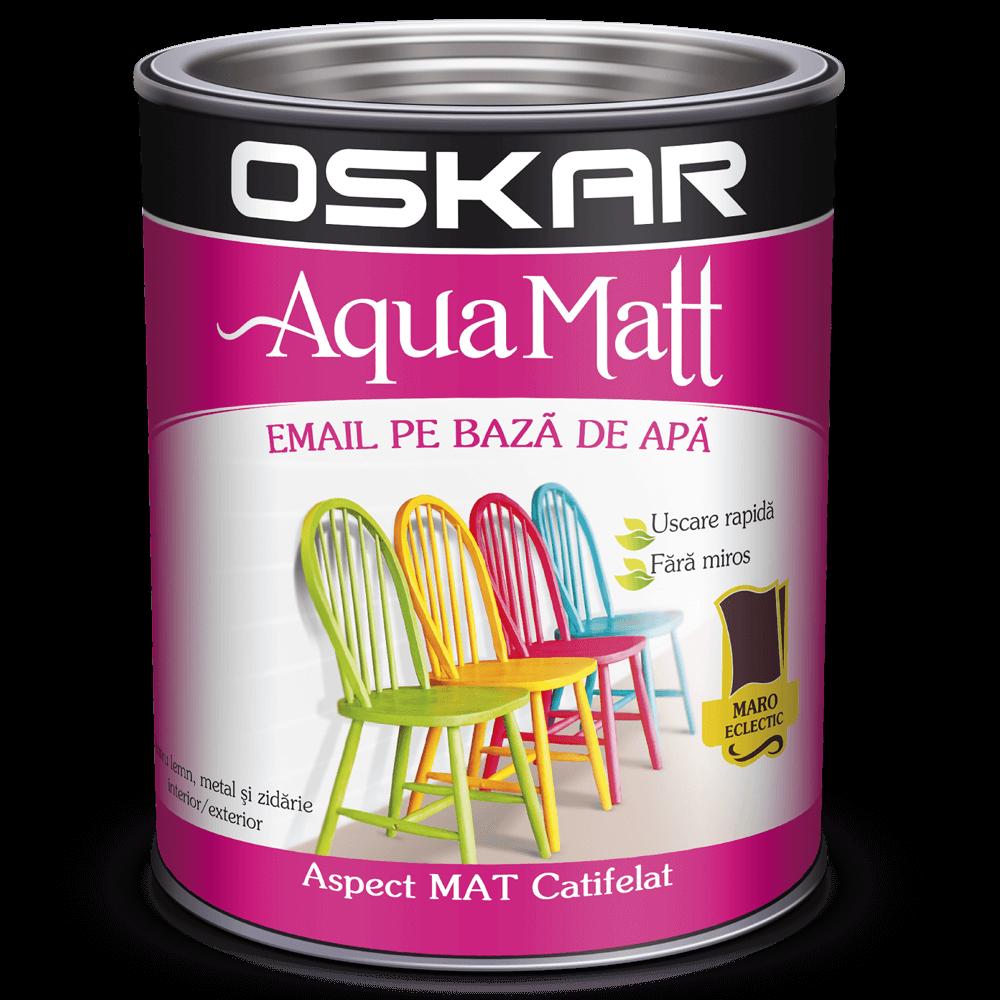 Email Oskar Aqua Matt maro 0,6 L imagine MatHaus.ro