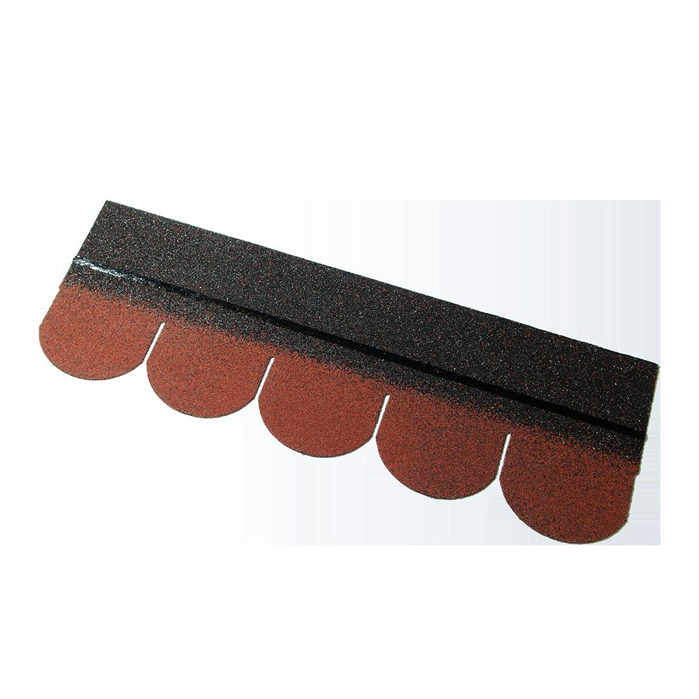 Sindrila bituminoasa forma solzi, rosu, 3 mp/pachet imagine 2021 mathaus