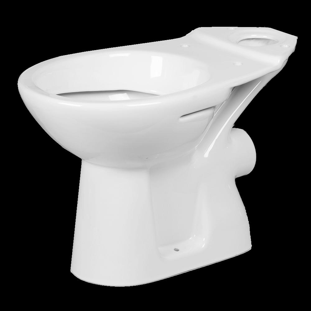Vas WC Roca L Neo duobloc din ceramica, alb, cu evacuare laterala imagine MatHaus.ro