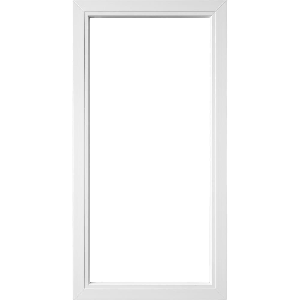 Fereastra PVC, 5 camere, alb, 60 x 116 cm imagine MatHaus.ro