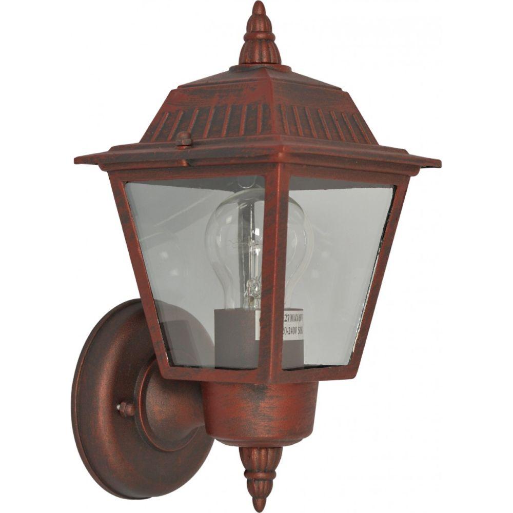Aplica exterior York 1 rustic KL 8300, 1 x E27, 60 W, IP44 imagine MatHaus