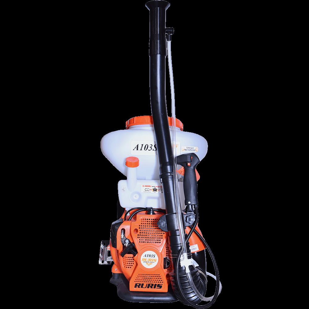Atomizor Ruris A103S + Kit protectie, benzina, putere motor 2,2 kW imagine MatHaus.ro