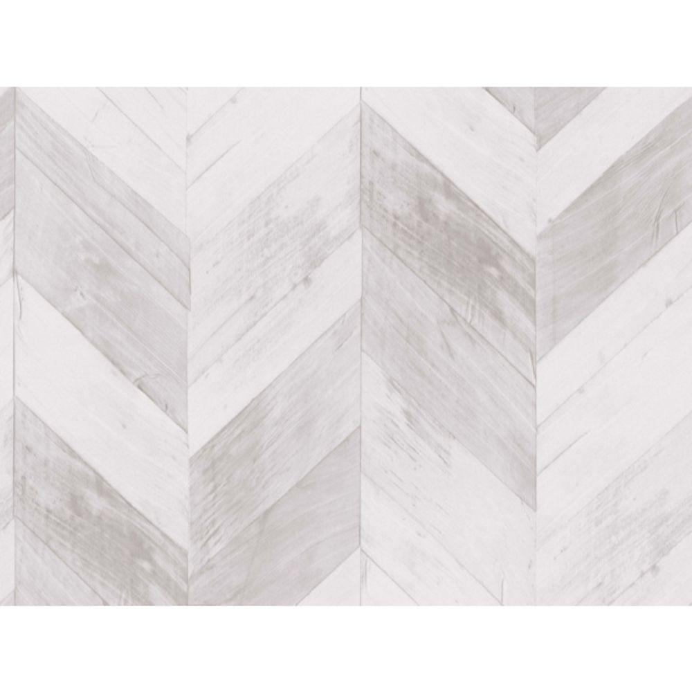Tapet vinil Essentials 217991, gri, aspect lemn, 10 x 0.53 m