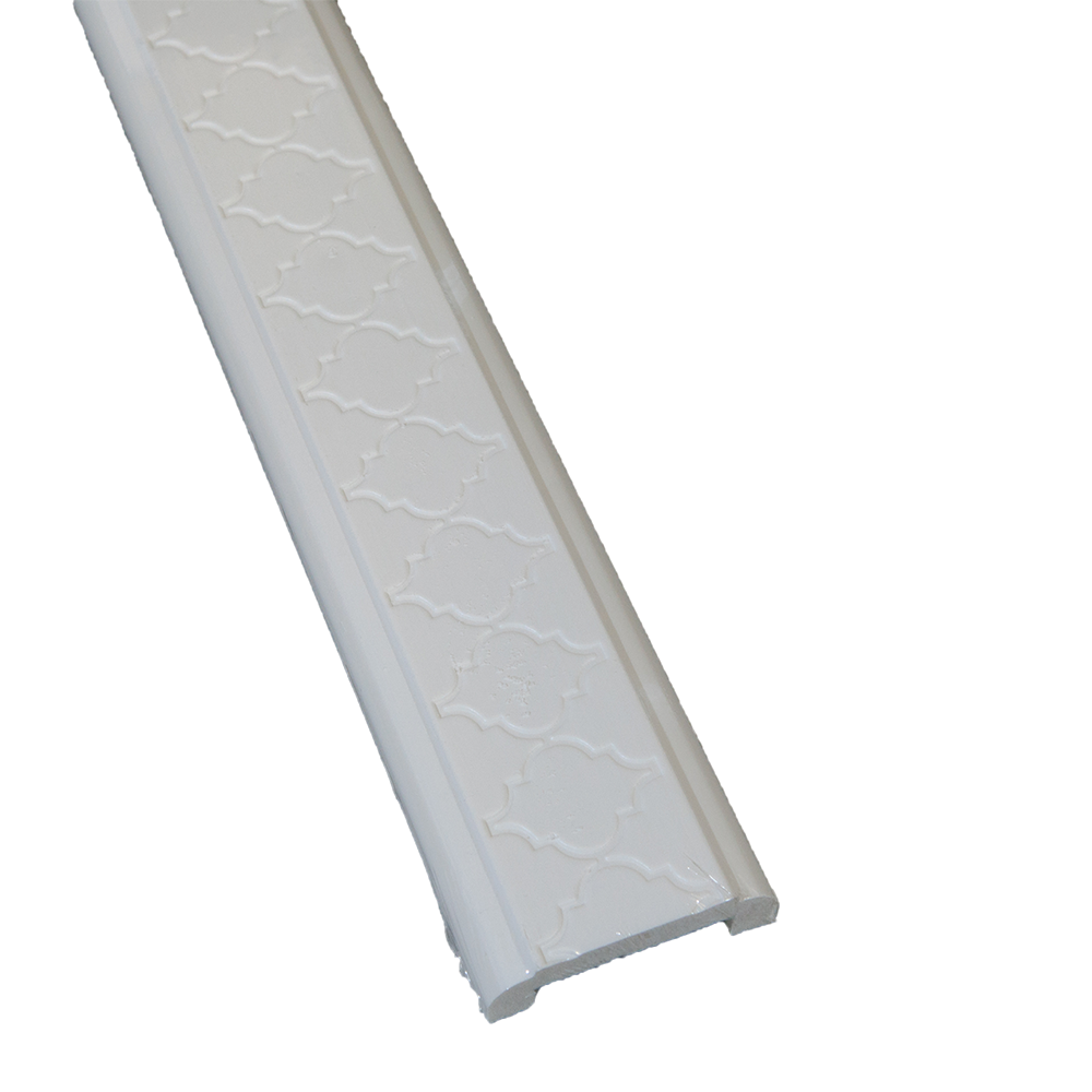 Bagheta decorativa pentru colt SF5 Vidella, videlit, 65 mm, 2m