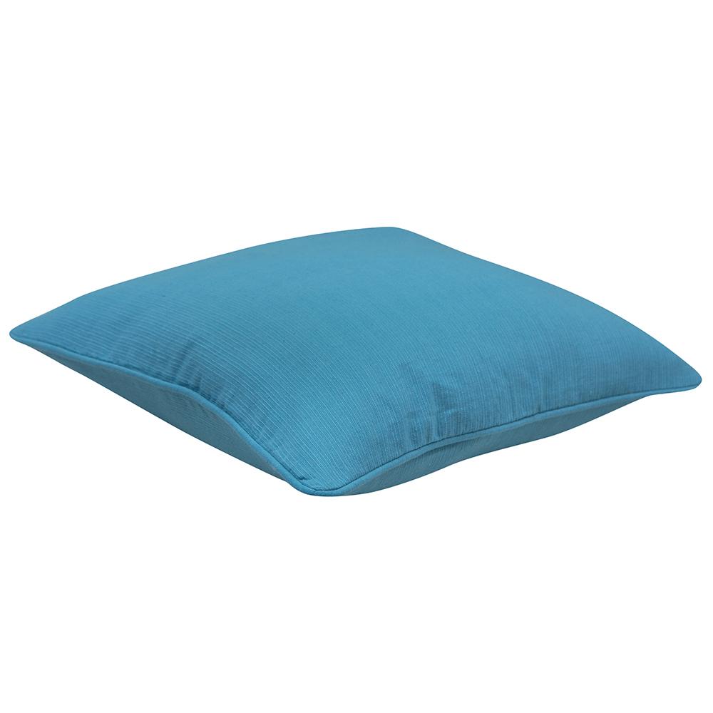 Perna Passion Capri, bumbac 100%, albastru, 40 x 40 cm, model uni mathaus 2021