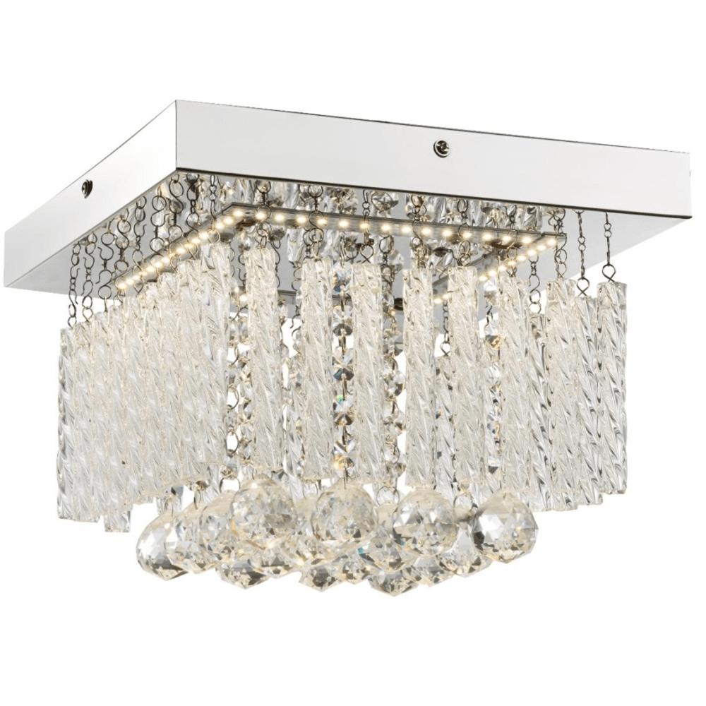 Plafoniera Mathilda, LED, 12W, 170 x 250 x 250 mm