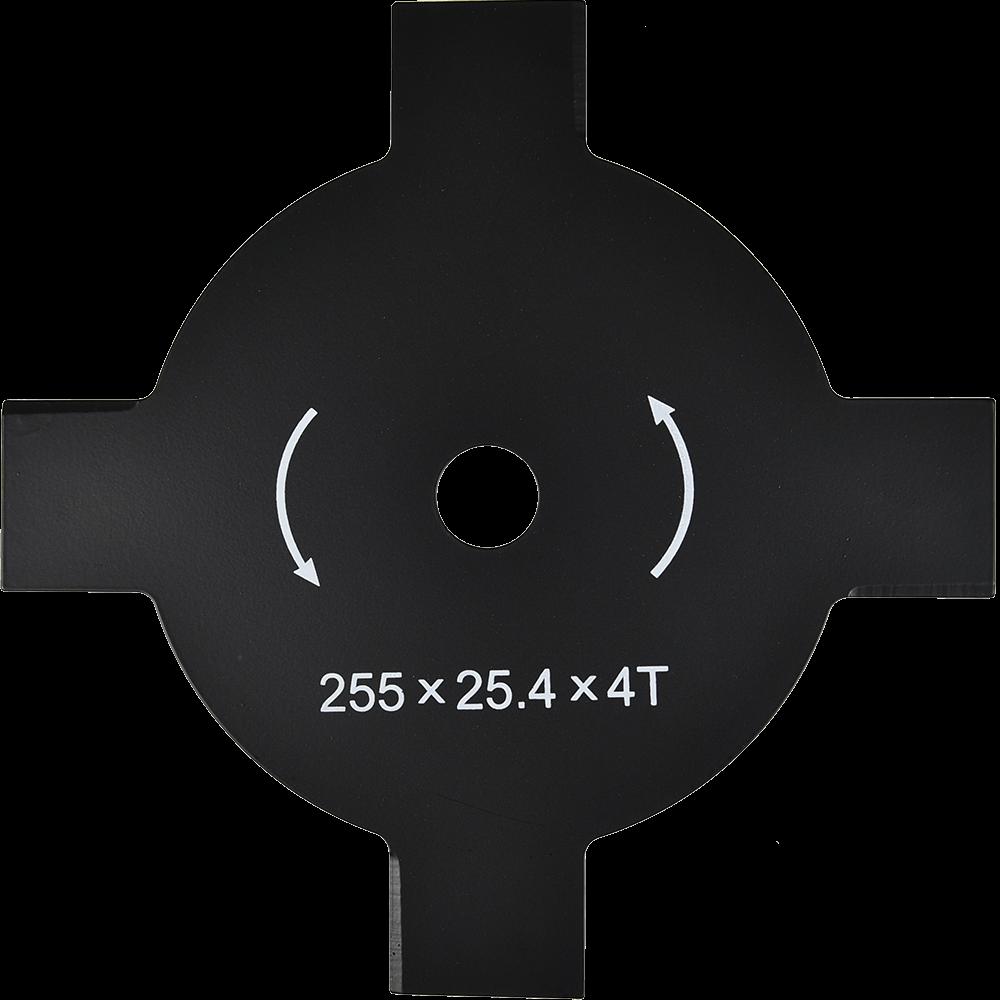 Disc taietor 4T A-10 pentru motocoase, patru lame, diametrul 10 imagine 2021 mathaus