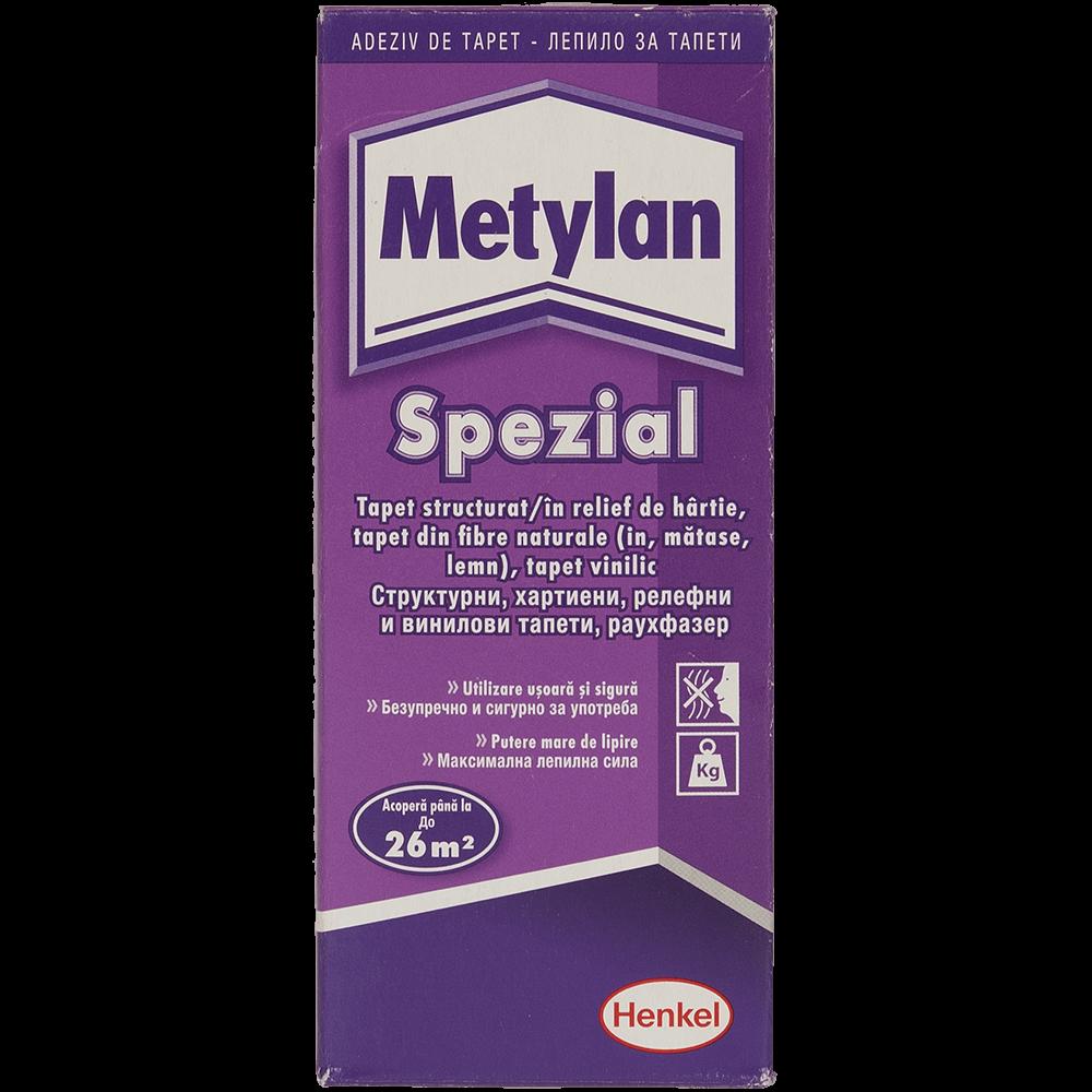 Adeziv pentru tapet greu, Metylan Spezial, interior, 200 gr