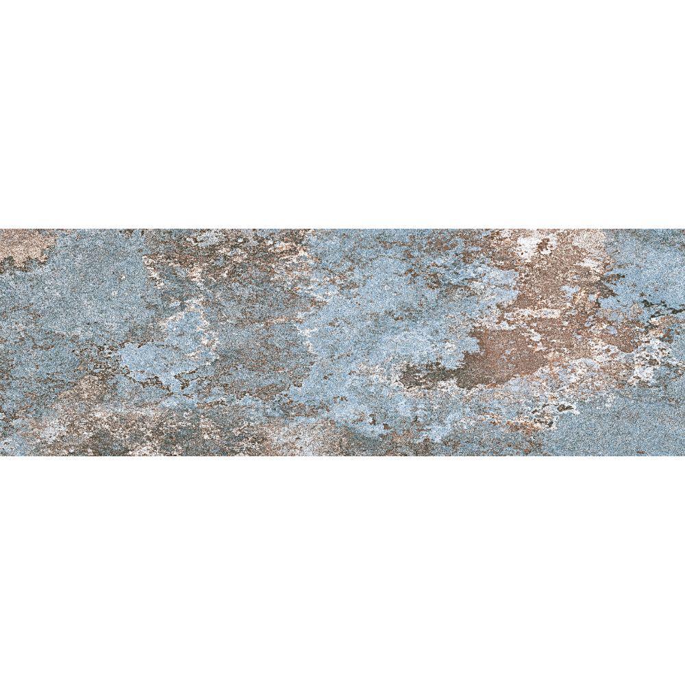 Faianta interior AC-13234 D albastru deschis/gri, rectificata, mata, dreptunghiulara, 25 x 75 cm imagine 2021 mathaus