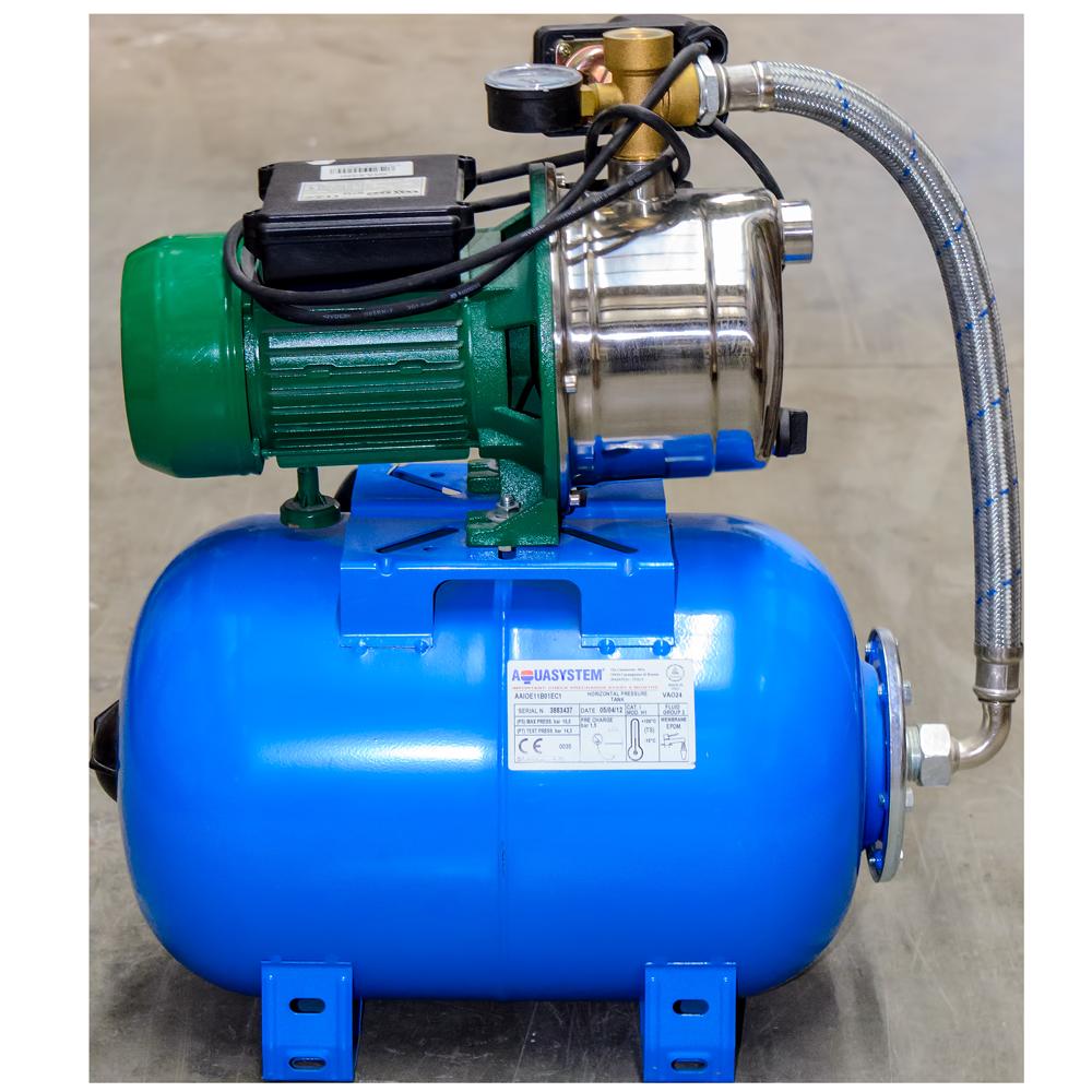 Hidrofor WTX 9/25 Inox 3100 L/H, intaltime pompare 45 m, presiune 6 bari