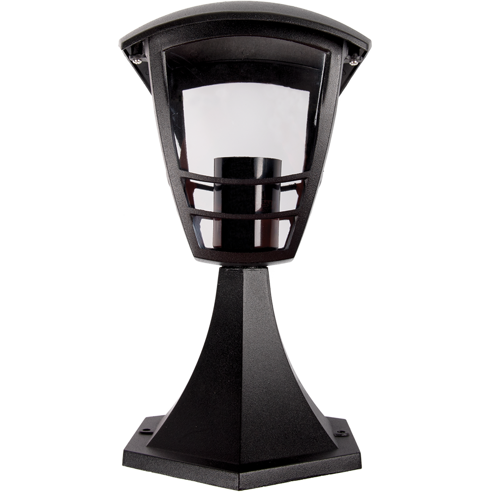 Stalp pedestal Philips Creek  negru 1x60W mathaus 2021