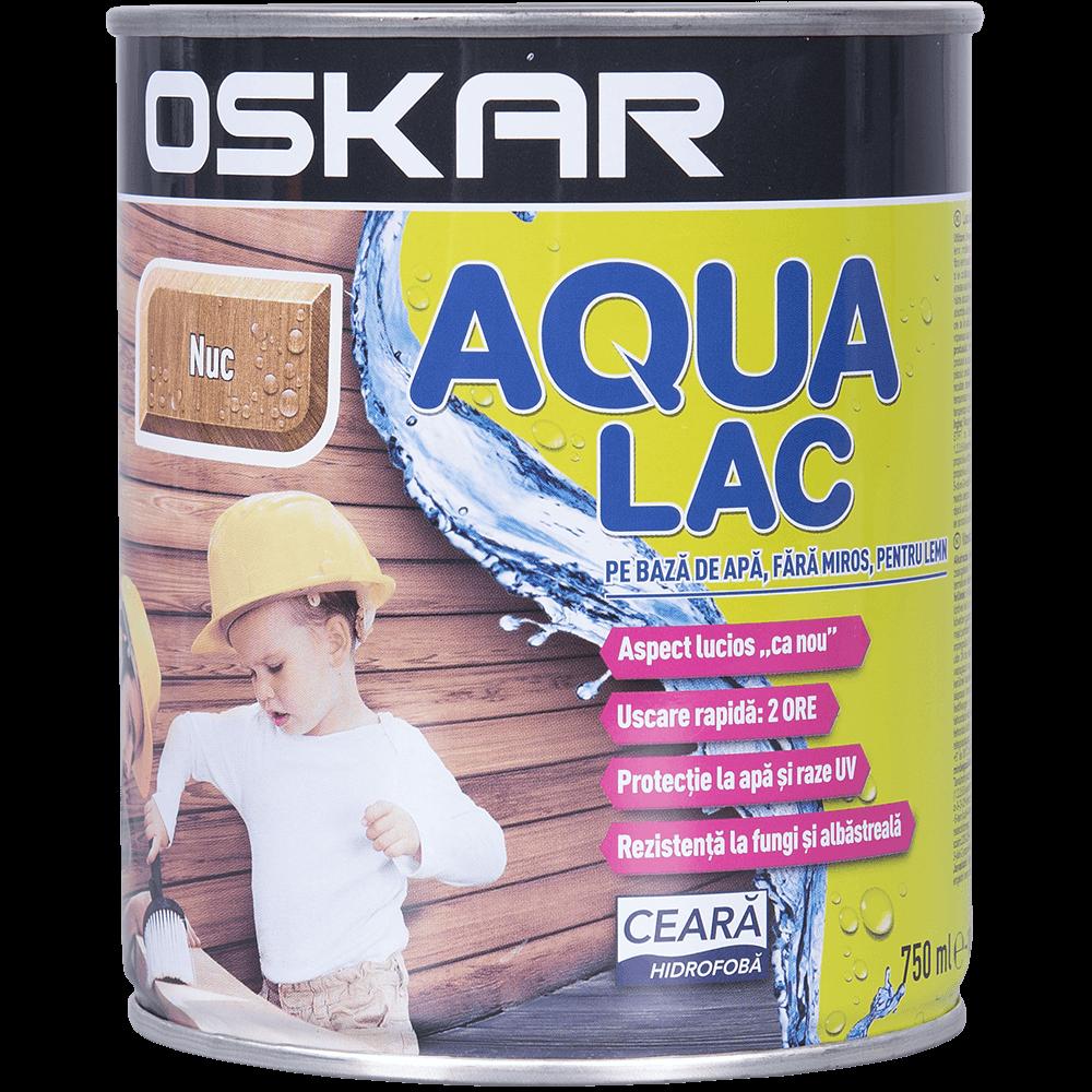 Lac Oskar Aqua nuc 0,75 L imagine MatHaus.ro