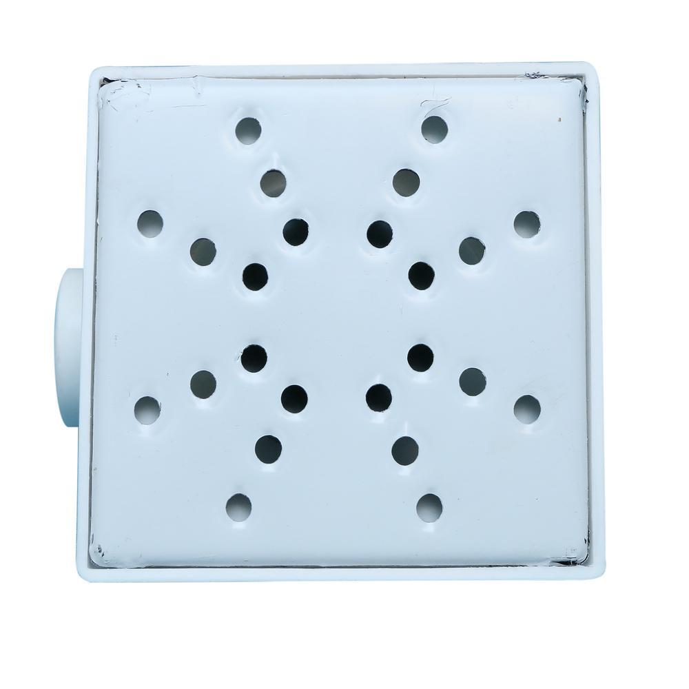 Sifon pardoseala Crimel, PP, DN 50 mm, 15 x 15 cm