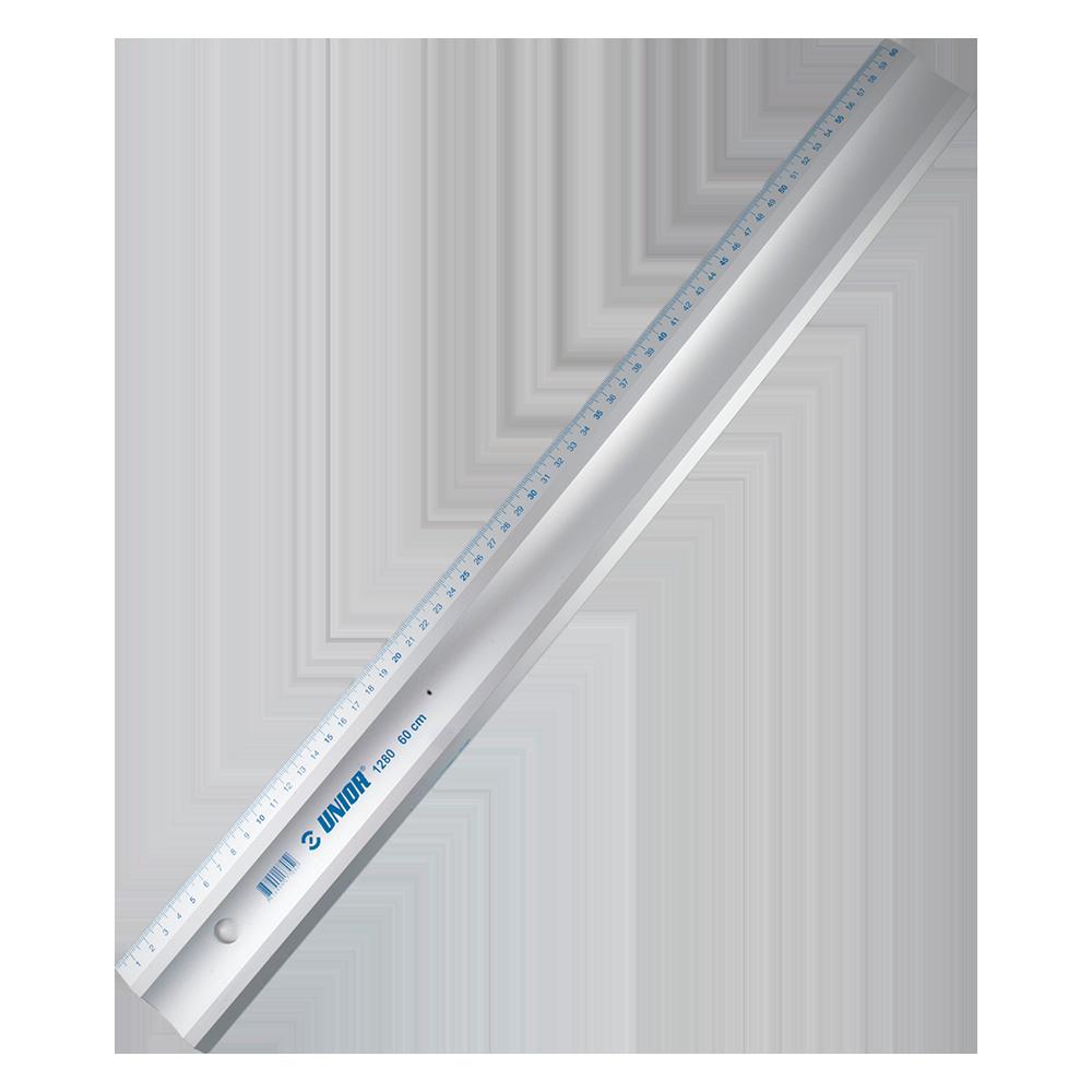 Rigla aluminiu Unior, 600 mm mathaus 2021