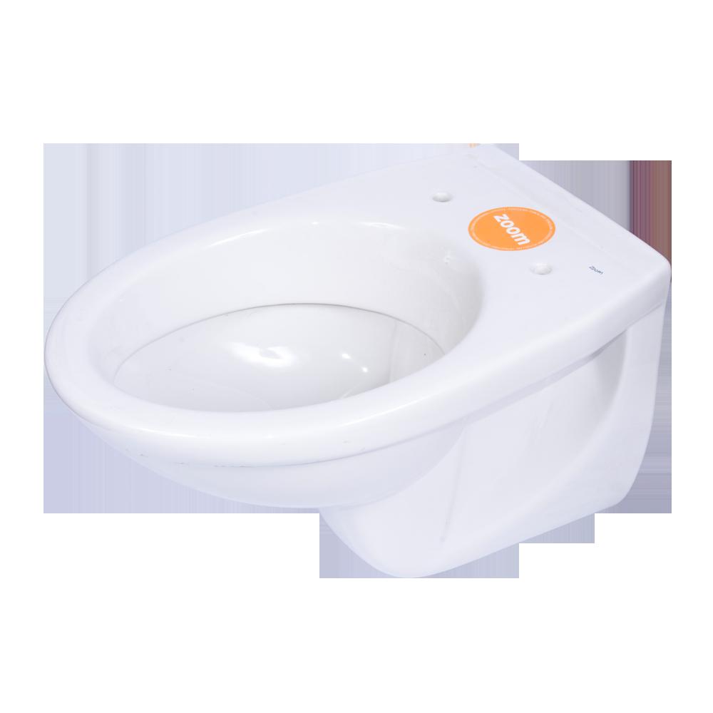 Vas WC Roca, portelan sanitar, alb imagine MatHaus.ro