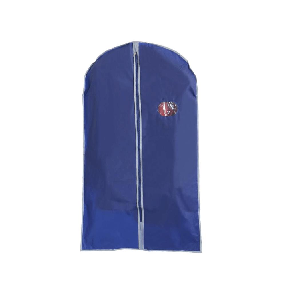 Husa haine, albastru, 60 x 100 cm imagine 2021 mathaus