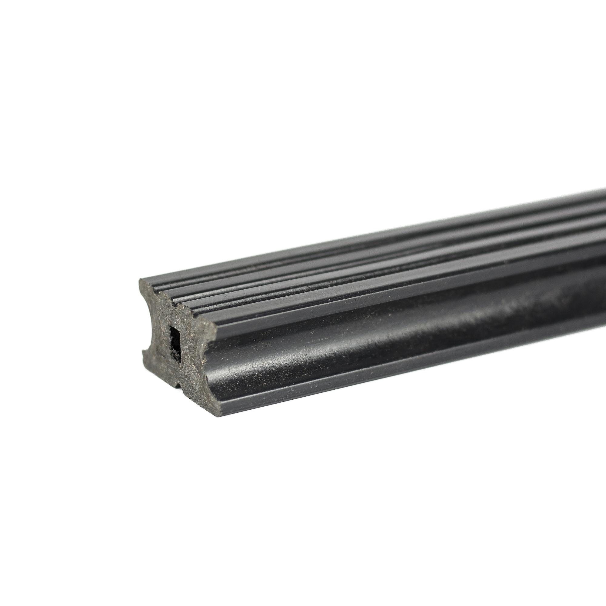 Sina suport WPC Bencomp, gri, 40 x 22 x 2000 mm