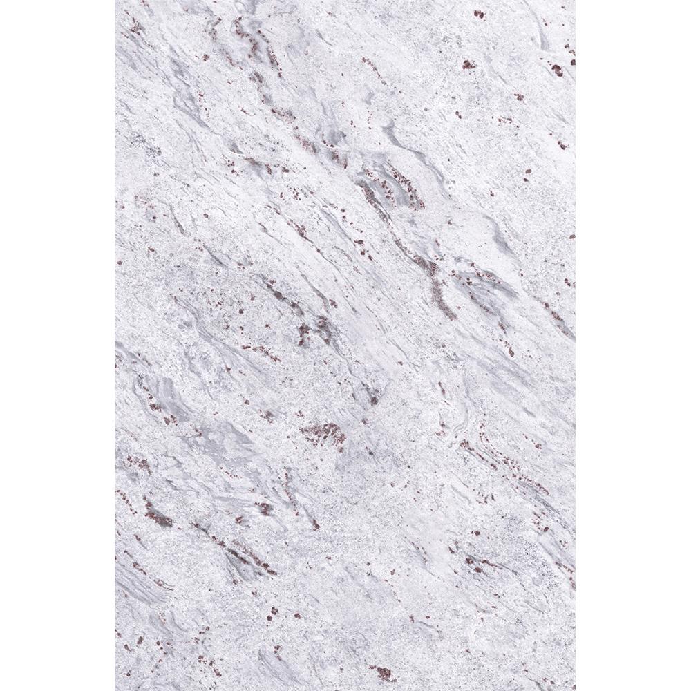 Blat bucatarie Kronospan, Granit alb K371 PH, 4100 x 600 x 38 mm