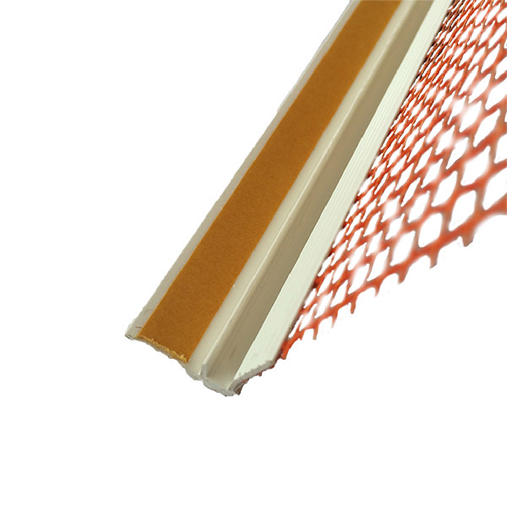 Profil de colt, PVC, plasa fibra de sticla, 2500 mm mathaus 2021