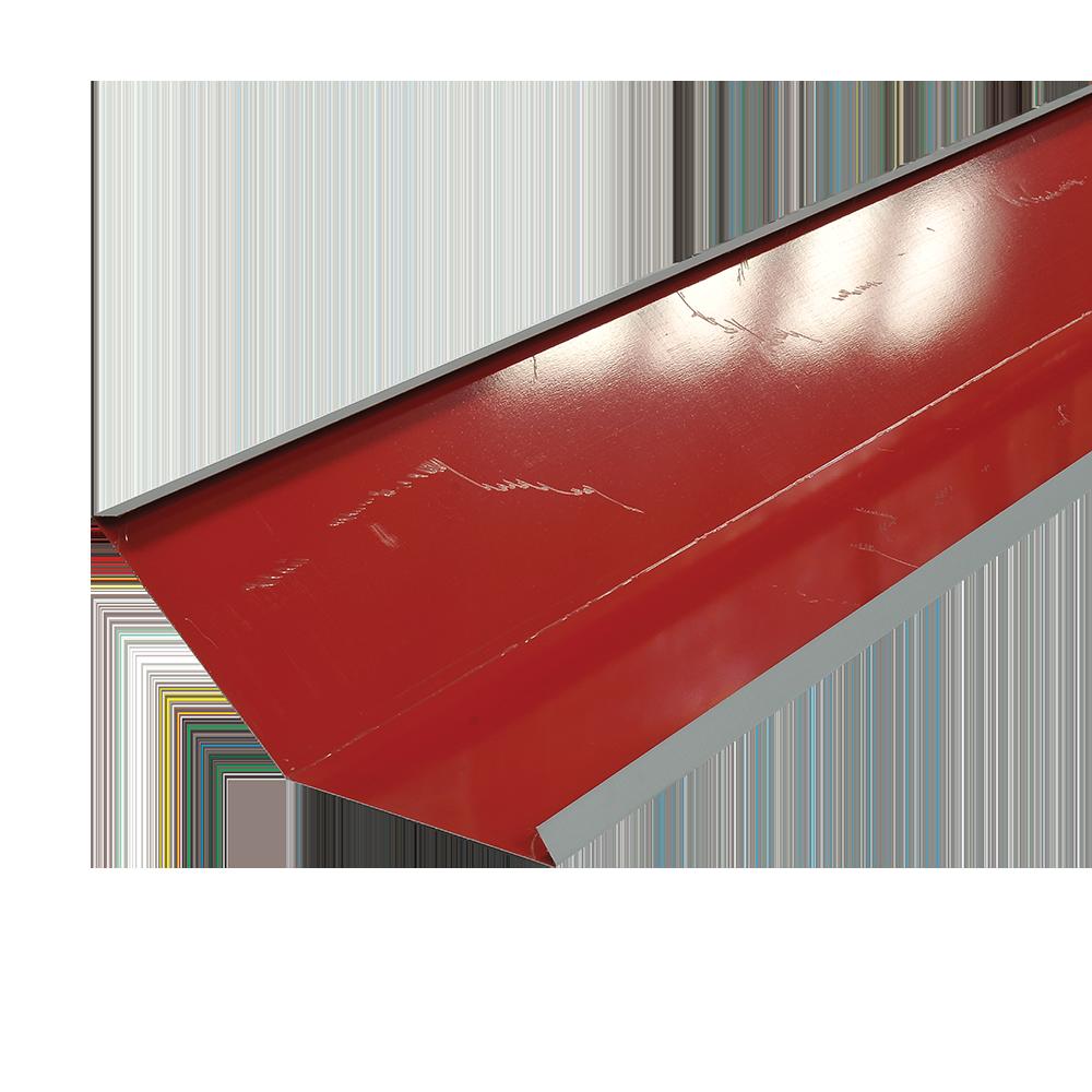 Dolie mica Durako, rosu RAL 3011, lucios, 2 m mathaus 2021