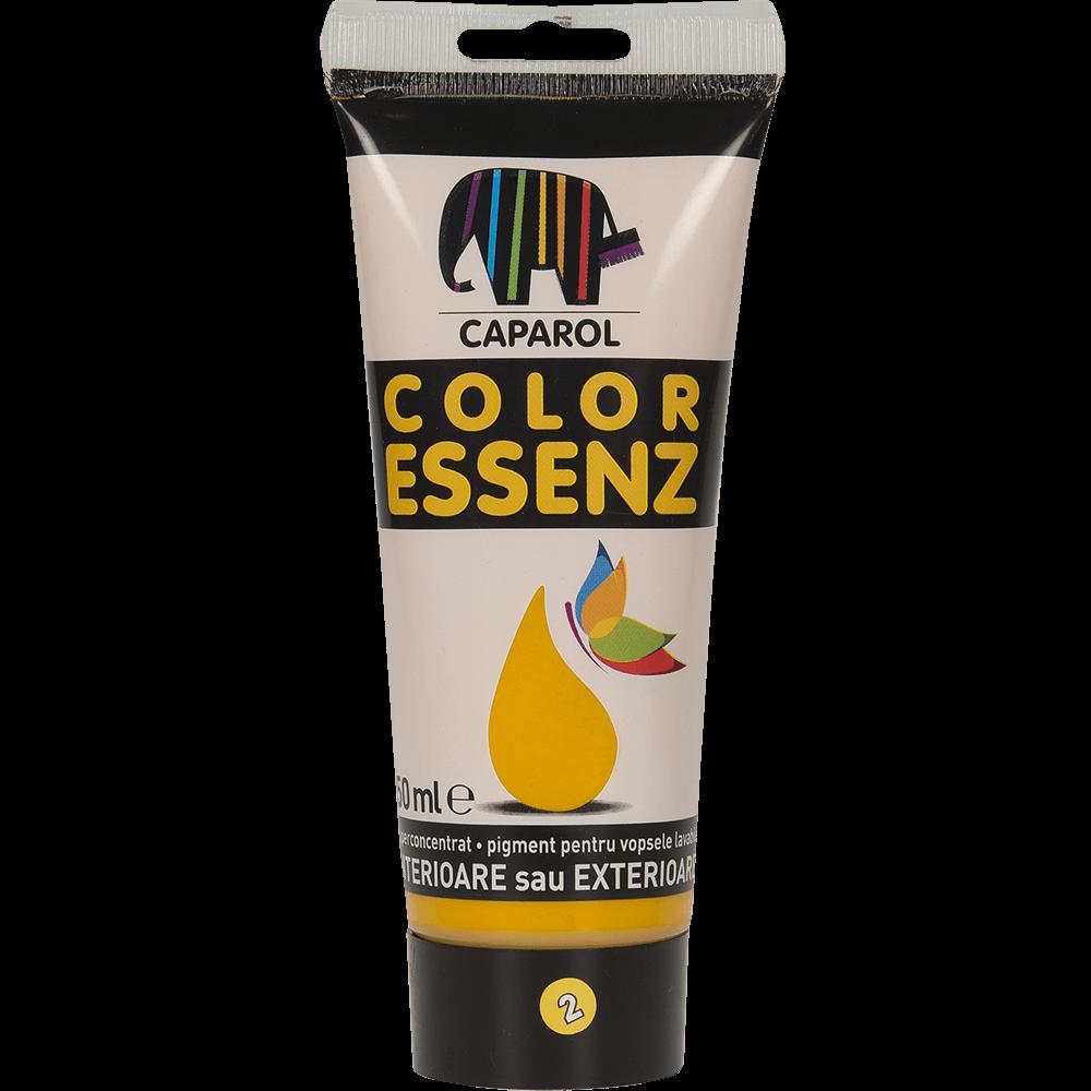 Pigment pentru vopsele lavabile Caparol Carol Essenz Ginster, 150 ml imagine MatHaus.ro