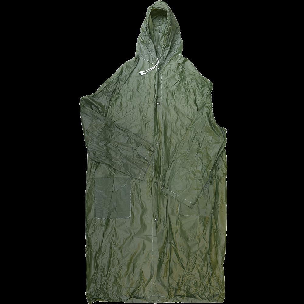 Pelerina ploaie impermeabila Marvel Irwell, PVC, marimea XXXL, verde