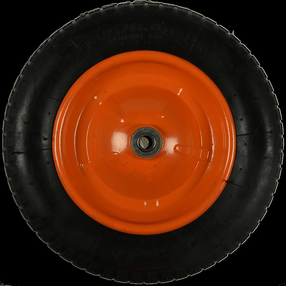 Roata pneumatica, axa L:94 mm, D: 360 mm, int D: 16 mm mathaus 2021