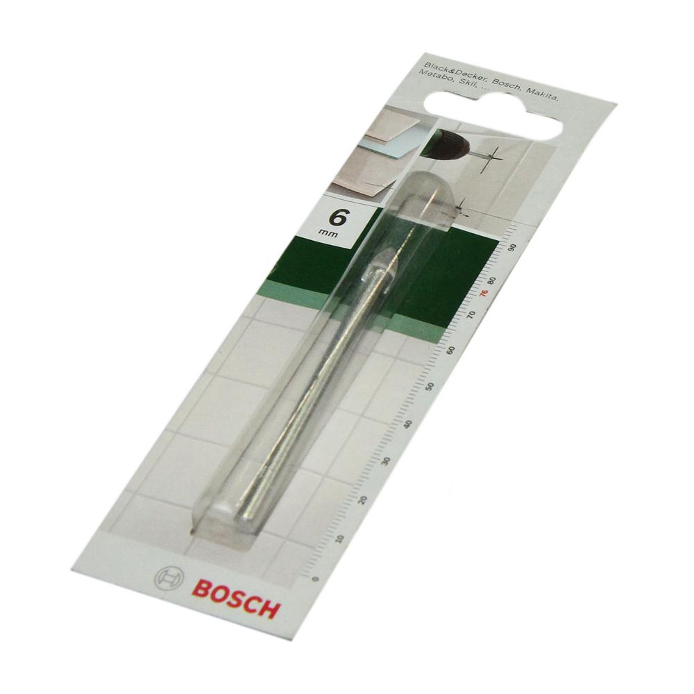 Burghiu Bosch, mandrina standard, pentru sticla si faianta, 6 mm imagine MatHaus