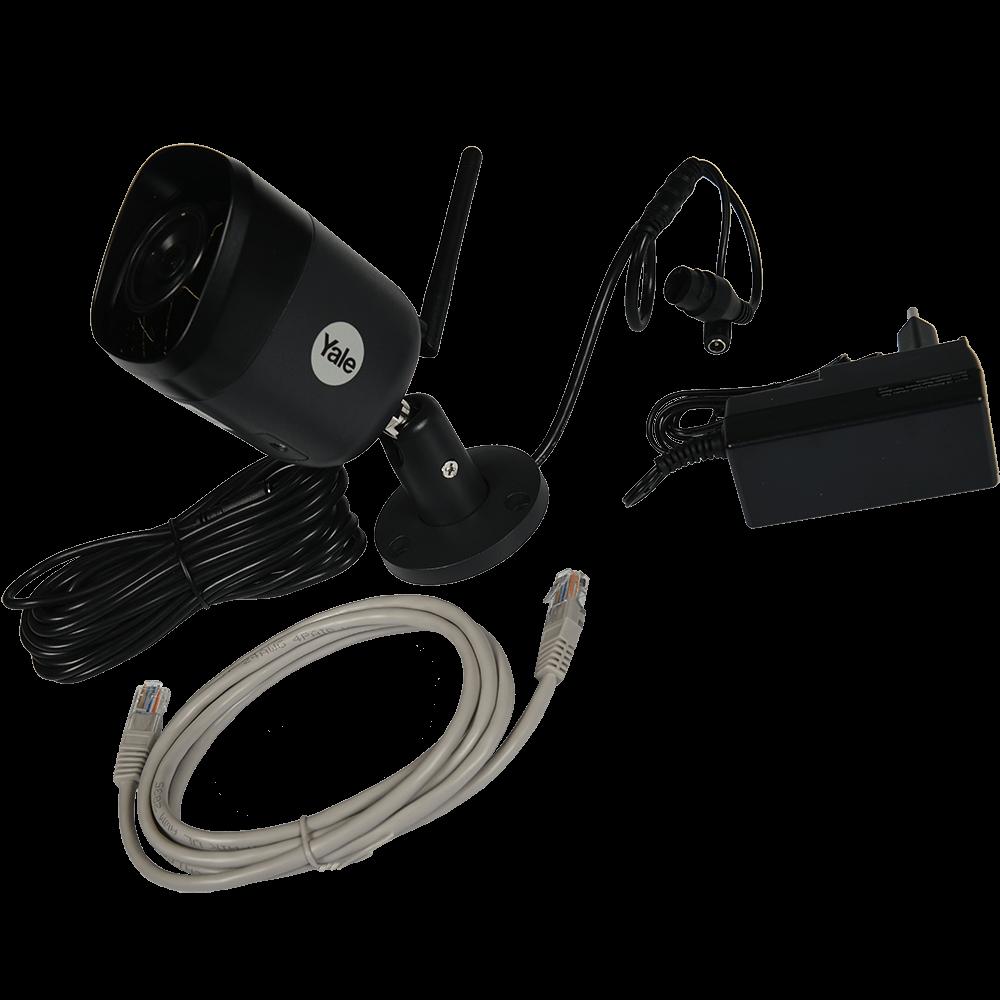 Camera de supraveghere exterior, 4mp Wi-Fi CCTV Bullet Yale