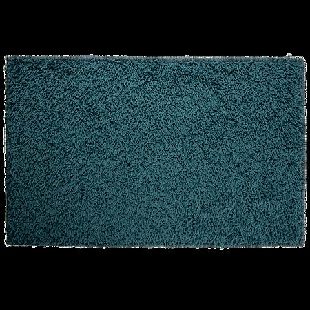 Covor dreptunghiular Mistral, polipropilena, model aqua albastru 46, 50 x 80 cm