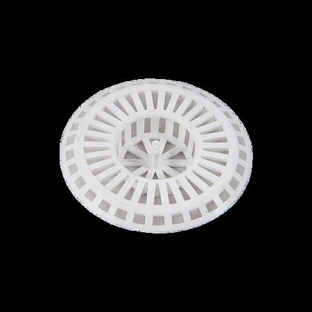 Sita scurgere chiuveta 80, plastic, alb, 4 x 4 x 2 cm