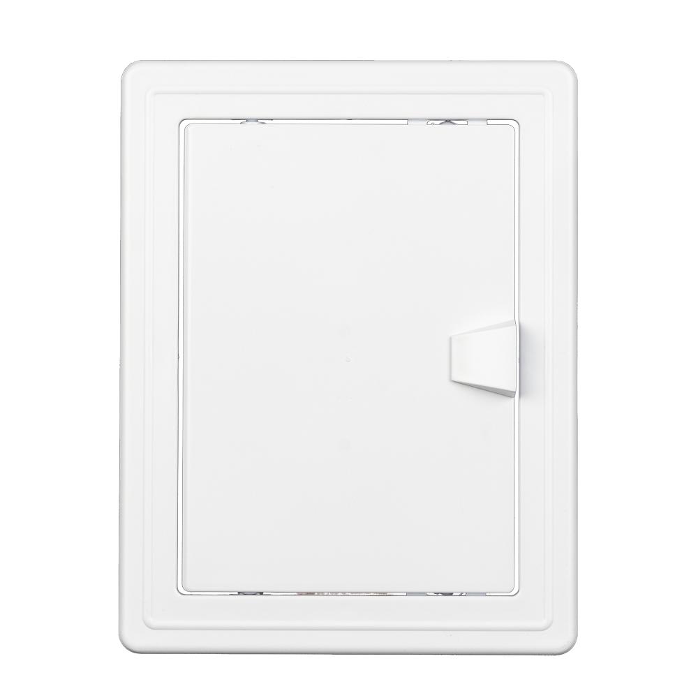 Usita vizitare, TE-MA, plastic, alb, 20x40 cm mathaus 2021