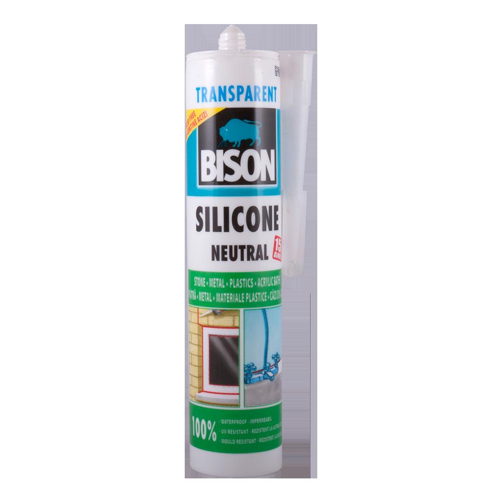 Silicon Neutral Bison transparent imagine MatHaus.ro