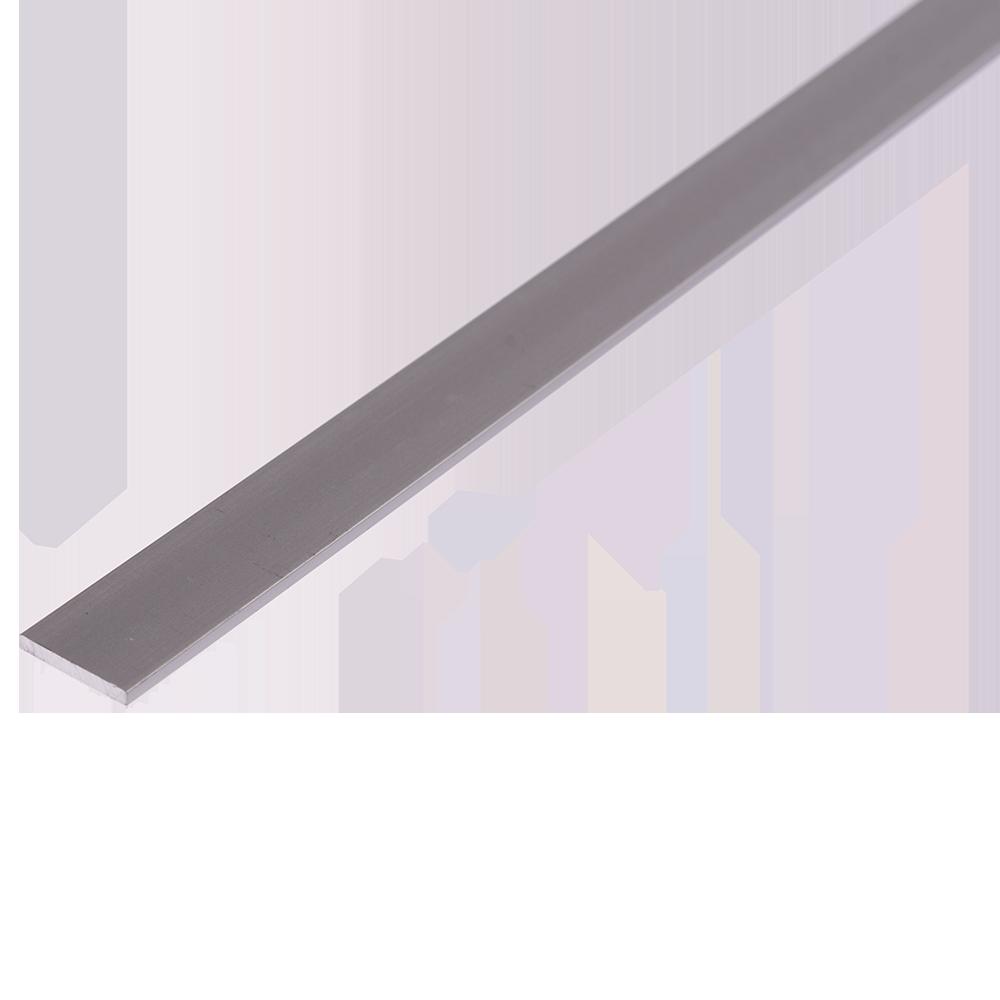 Bara plata, aluminiu, 15 x 2 mm, L 2 m imagine 2021 mathaus