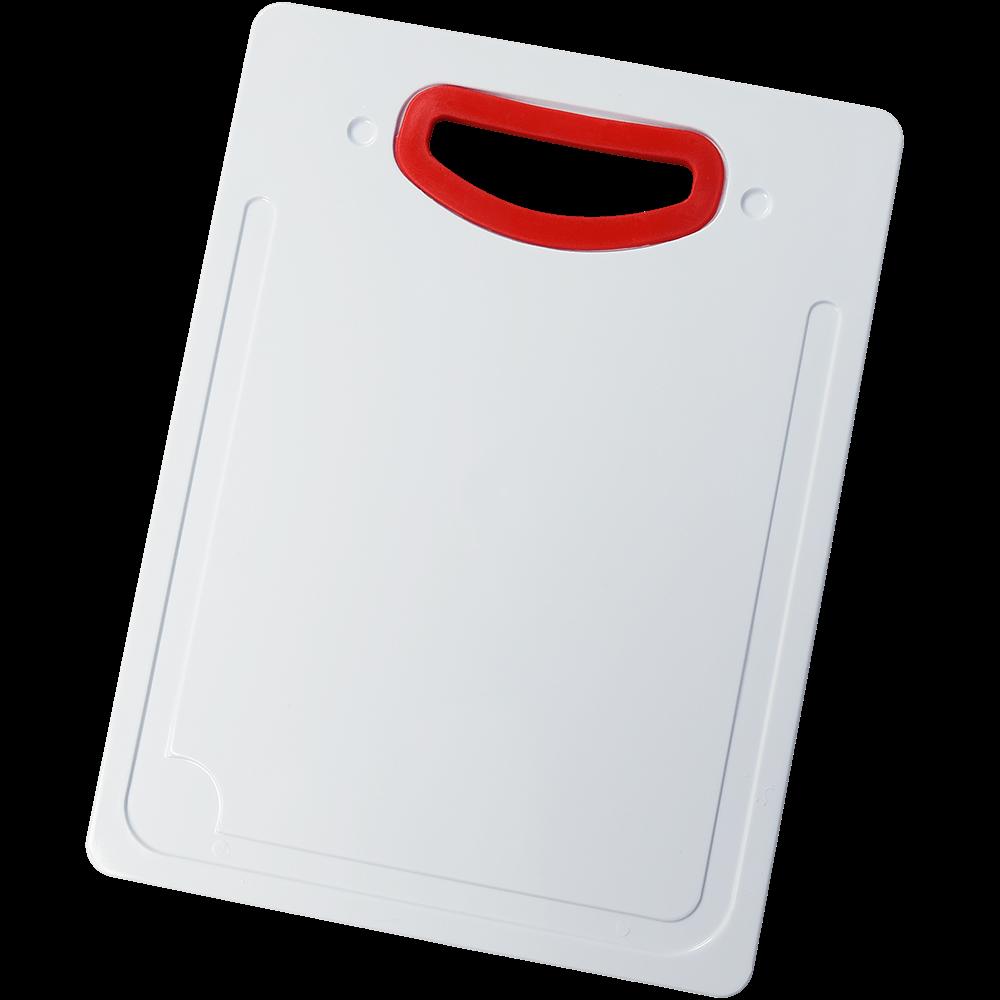Tocator mare, plastic, alb, 36,5 x 26,5 x 2 cm imagine 2021 mathaus