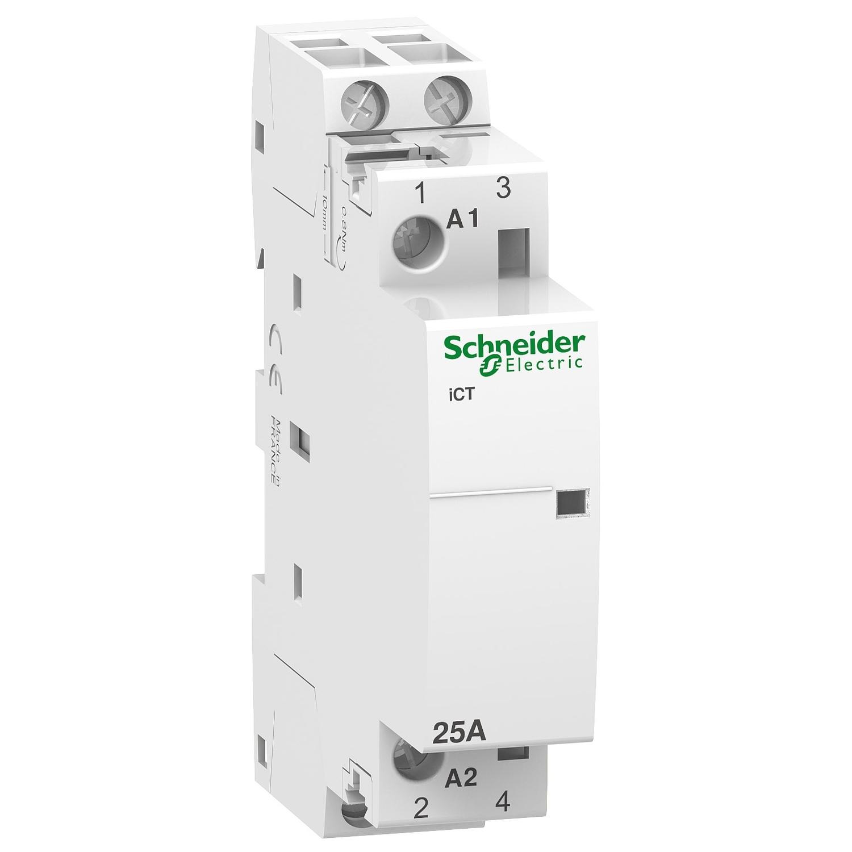 Contactor modular Schneider A9C20732, 2 P, 81 x 18 x 68.5 mm imagine MatHaus.ro