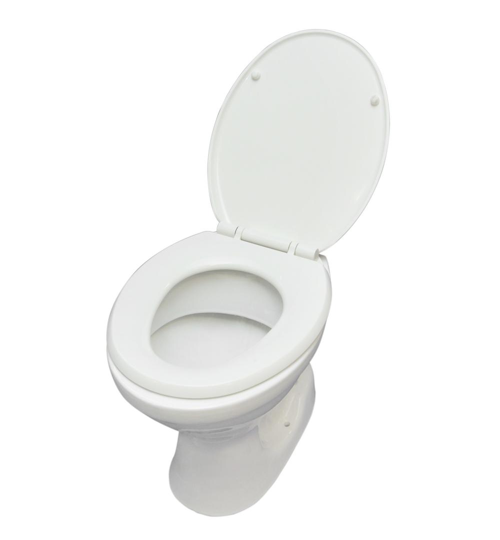 Vas WC Menuet 5000, ceramica, evacuare verticala, alb imagine MatHaus.ro